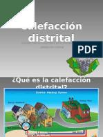 Calefacción distrital