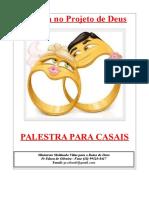 Apostila - Palestra Para Casais Edson Especial