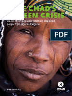 Lake Chad's Unseen Crisis