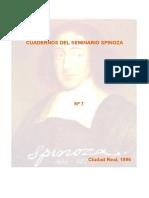 Spinoza y Kant