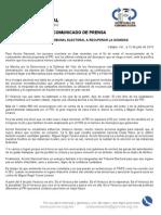 ComunicadoCDEPAN-LlamadoalTribunal-Lunes12Julio2010-1
