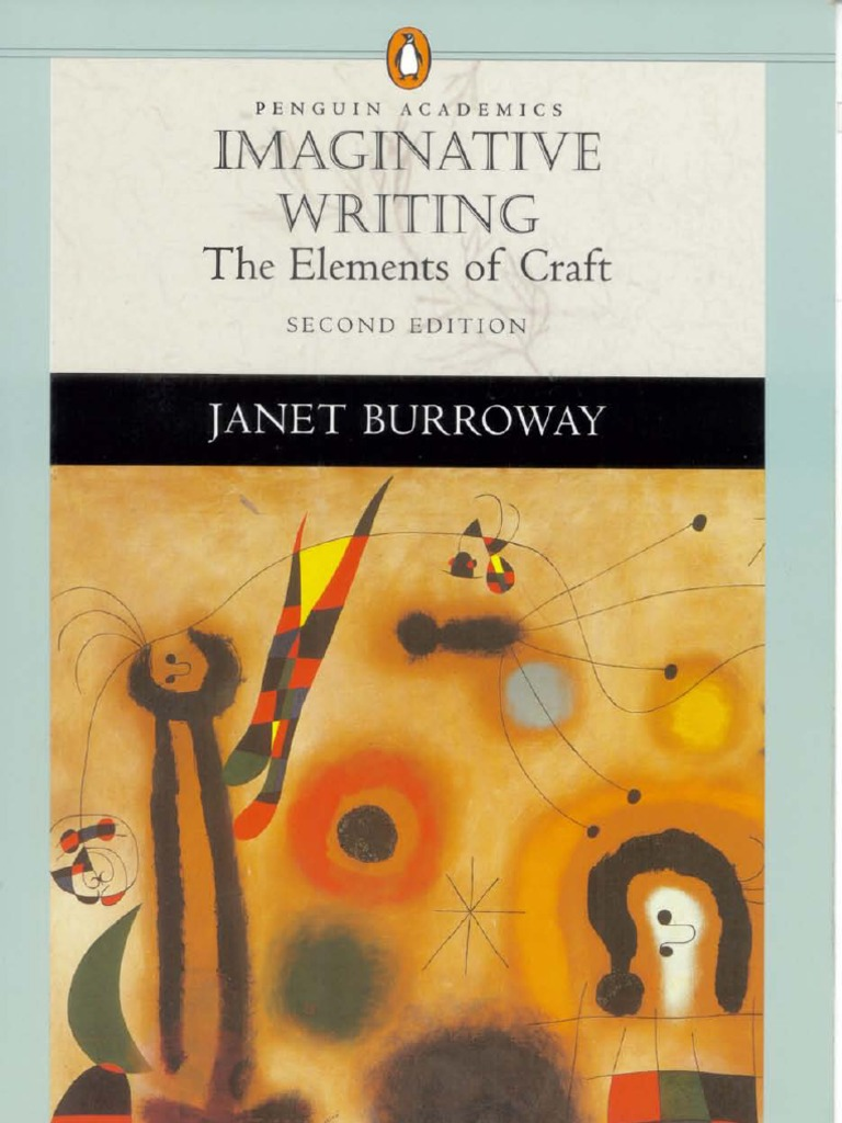 imaginative writing janet burroway pdf