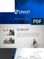ClickIT Smart Technologies - Portafolio Enterprise ES