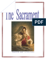 Young Women Lesson 26 Sacrament Booklet