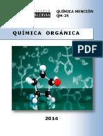 QM 25 14 Química Orgánica
