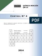 QM-19-14 Control N° 4