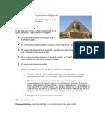 Introducción a La Arquitectura Egipcia