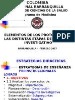 2Da Clase M. de La Inv. Medicina