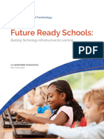 Future Ready Schools Building Technology Infrastructure for Learning