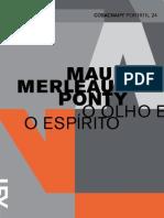 M. PONTY - O Olho e o Espirito.pdf