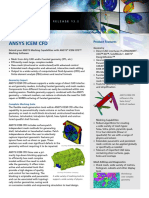 Ansys Icem Cfd Brochure