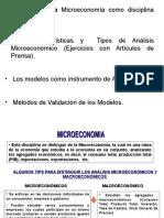 Métodos de Análisis Microeconómicos