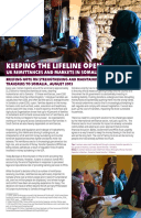 Keeping the Lifeline Open: UK remittances and markets in Somalia