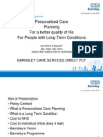 Care Planning for a Better Quality of Life
