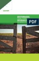 Desterrados: Tierra, poder y desigualdad en América Latina