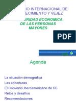 Seguridad económica de las personas mayores en Colombia