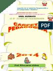 CARPETA PEDAGOGICA 2014 - RED EDUCATIVA.doc