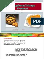 Dehyd Mango