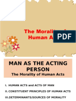 Human Acts in human resources