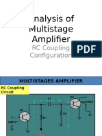 Chapter 4 Multistage Amplifier1