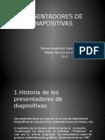 Presentadores de Diapositivas