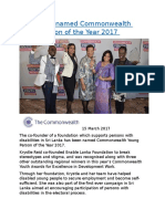 Sri Lankan named Commonwealth Young Person of the Year 2017.docx