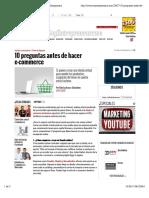 10 preguntas antes de hacer e-commerce | SoyEntrepreneur.pdf