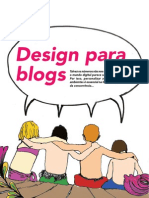 Design para blogs