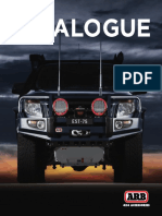4x4 Accessories Catalogue 2016