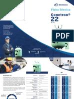 Ficha Tecnica Genetron 22