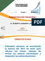 Administracion Financiera I-semana 2