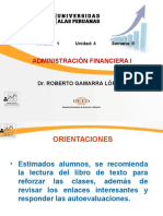 Administracion Financiera I-semana 8