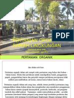 Kompendium Pertanian Organik Dan Lingkungan