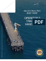 Gaviota State Park Operator's Guide