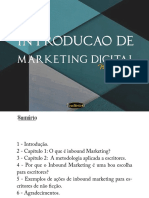 Marketing Digital para Escritores
