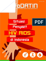 Infodatin Hive Aids