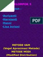 METODE VAM DAN MODI .pptx