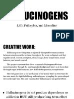 Hallucinogens (1)
