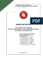 Final Marketing Report 4