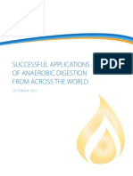 Successful Applications of Anaerobic Digestion From Across the World
