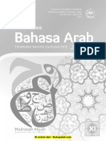 Buku Bahasa Arab Kelas 11