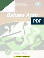 Buku Bahasa Arab Kelas 12