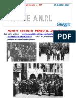 notiziario ANPI Chioggia - verso il 25 Aprile