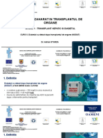 Modul 1 Diabet_Curs 2_Diabetul Cu Debut Dupa Transplantul de Organe (NODAT)