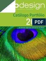 Catálogo Portfólio 2010
