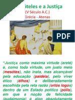 3 -Aristóteles e a Justiça
