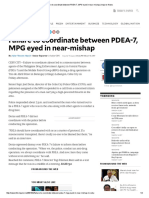 Failure to Coordinate Between PDEA-7, MPG Eyed in Near-mishap _ Inquirer News