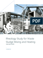 Sludge Mixing and Heating Study Report TUDelft WitteveenBos