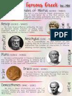 famous greek