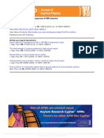Zaretsky2013-High Temperature Impact Response of 998 Alumina